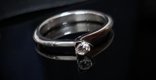 Solitaire 0.11 ct