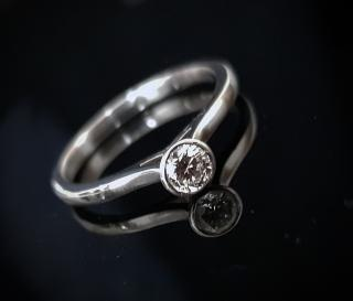 Solitaire R1.154 0.25 ct